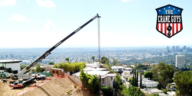 Expedited Crane Lifting Permits