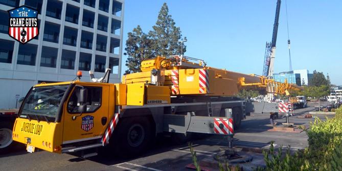 Full Service Crane and Rigging