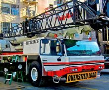 Heavy Crane Rental