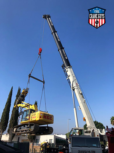 Heavy Crane Services