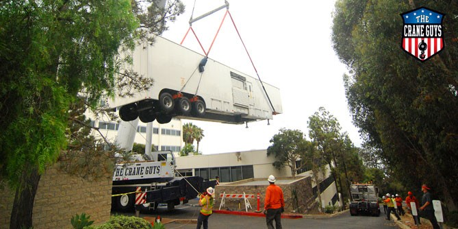 Crane, Rigging, and Heavy Hauls