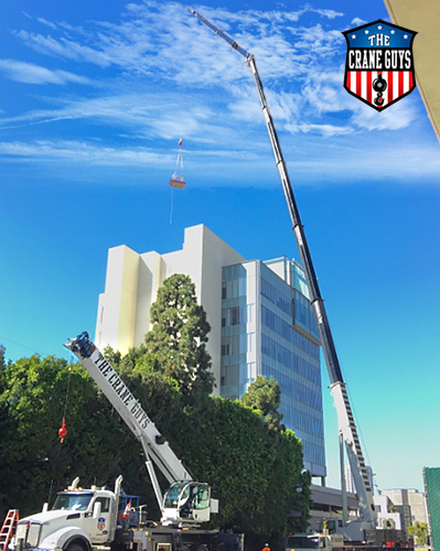 Mobile Crane Rental Southern California