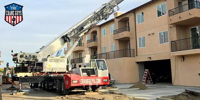 Moving Crane Service