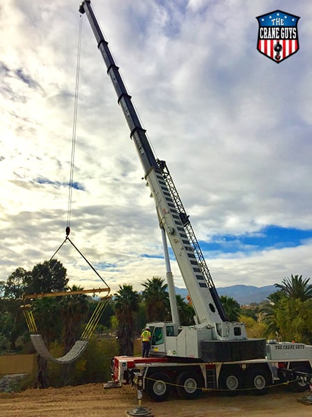 Moving Crane Services