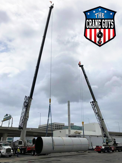 Multi Crane Lifts