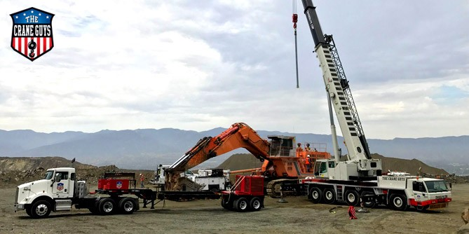 Rent Flatbed with Crane