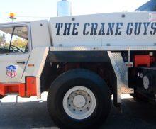 Request a Quote for Crane Service