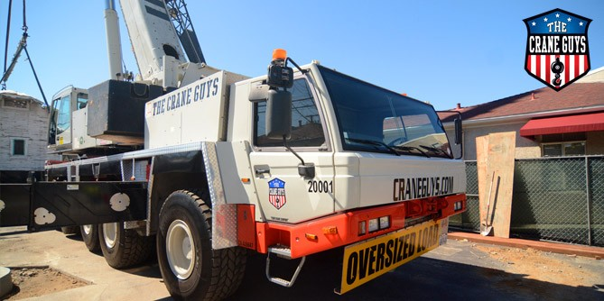 Schedule Crane Rental with The Crane Guys, Your Crane Company